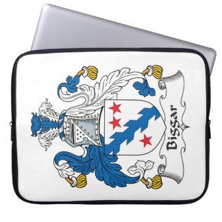 Escudo de la familia de Biggar Fundas Portátiles