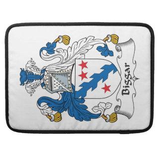 Escudo de la familia de Biggar Funda Para Macbook Pro