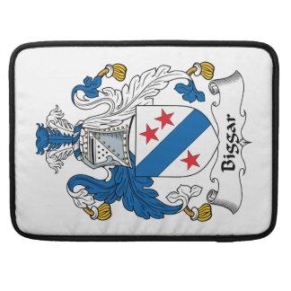Escudo de la familia de Biggar Funda Para Macbooks