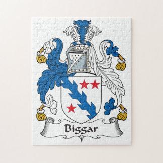 Escudo de la familia de Biggar Rompecabeza