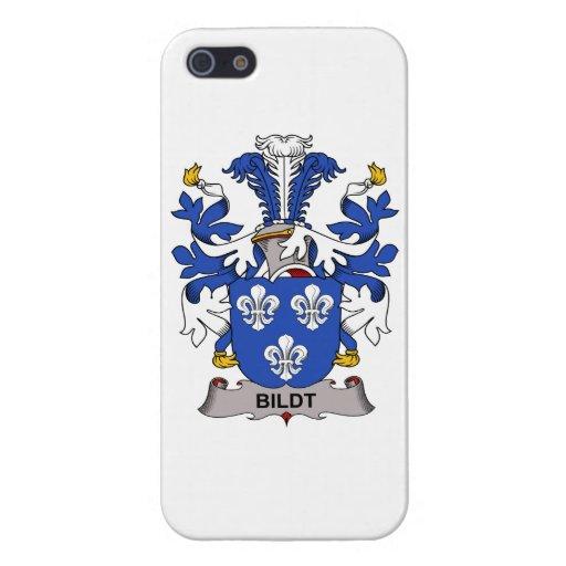 Escudo de la familia de Bildt iPhone 5 Carcasa