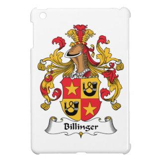 Escudo de la familia de Billinger iPad Mini Funda