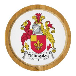 Escudo de la familia de Billingsley