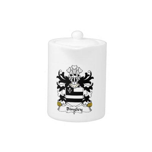 Escudo de la familia de Bingley