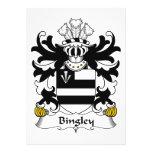 Escudo de la familia de Bingley Anuncio