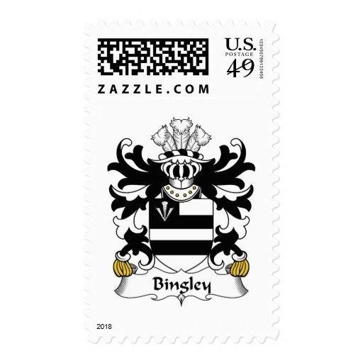 Escudo de la familia de Bingley Envio