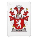 Escudo de la familia de Biorn iPad Mini Protector