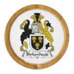 Escudo de la familia de Birkenhead
