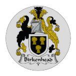 Escudo de la familia de Birkenhead Juego De Fichas De Póquer