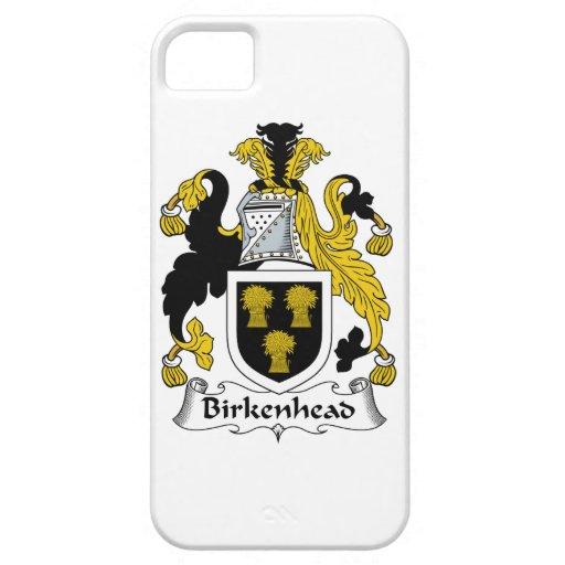 Escudo de la familia de Birkenhead iPhone 5 Protector