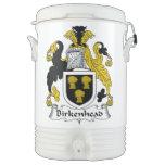 Escudo de la familia de Birkenhead Vaso Enfriador Igloo