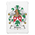 Escudo de la familia de Birkner iPad Mini Funda