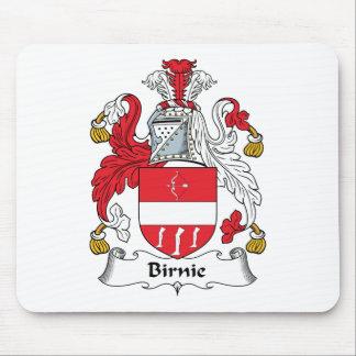 Escudo de la familia de Birnie Mousepads
