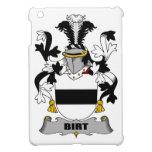 Escudo de la familia de Birt iPad Mini Cárcasas