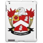 Escudo de la familia de Bispham