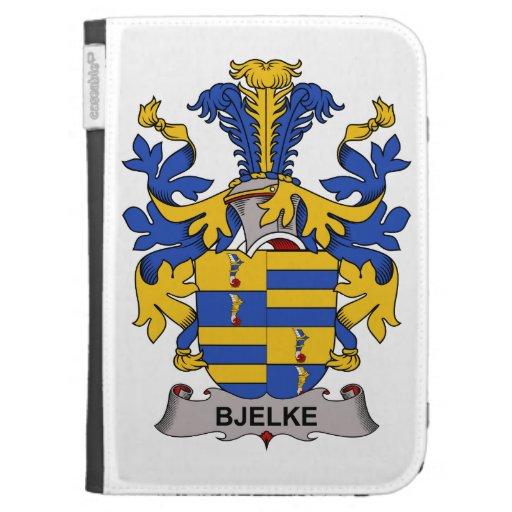 Escudo de la familia de Bjelke