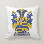 Escudo de la familia de Bjelke Cojin