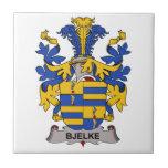 Escudo de la familia de Bjelke Teja