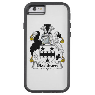 Escudo de la familia de Blackburn Funda De iPhone 6 Tough Xtreme
