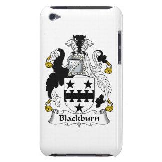 Escudo de la familia de Blackburn iPod Case-Mate Carcasa
