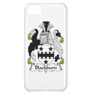 Escudo de la familia de Blackburn Funda Para iPhone 5C