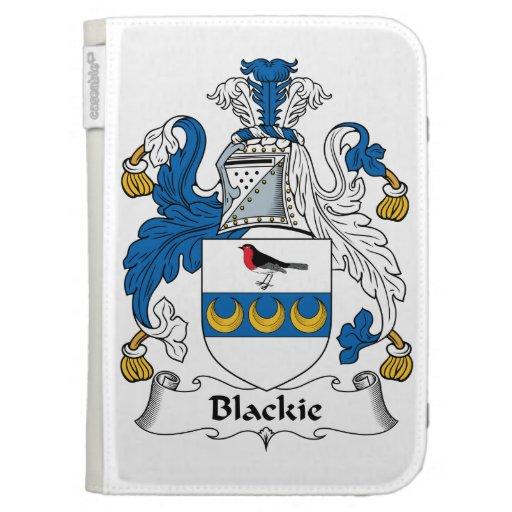 Escudo de la familia de Blackie