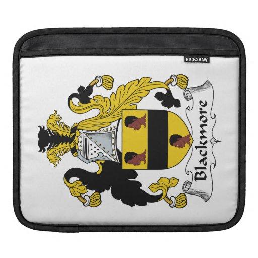 Escudo de la familia de Blackmore Fundas Para iPads