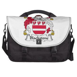 Escudo de la familia de Blackstone Bolsas Para Portatil