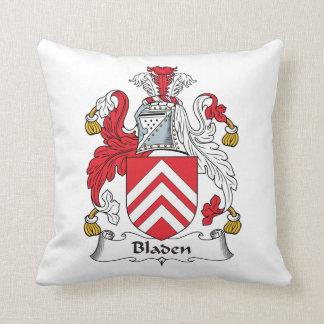 Escudo de la familia de Bladen Almohadas