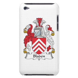 Escudo de la familia de Bladen iPod Touch Protectores