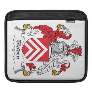 Escudo de la familia de Bladen Funda Para iPads