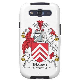 Escudo de la familia de Bladen Galaxy S3 Protector