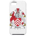 Escudo de la familia de Bladen iPhone 5 Carcasa