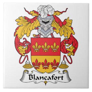 Escudo de la familia de Blancafort Tejas