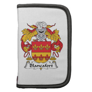Escudo de la familia de Blancafort Planificador