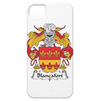 Escudo de la familia de Blancafort iPhone 5 Case-Mate Cobertura