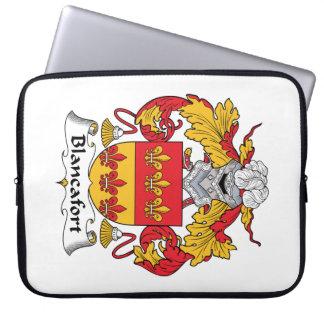 Escudo de la familia de Blancafort Fundas Ordendadores