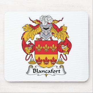 Escudo de la familia de Blancafort Alfombrilla De Raton