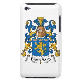 Escudo de la familia de Blanchard Case-Mate iPod Touch Protector