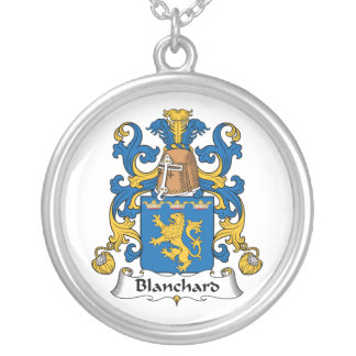 Escudo de la familia de Blanchard Joyerías