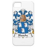Escudo de la familia de Blanche iPhone 5 Case-Mate Coberturas