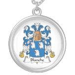 Escudo de la familia de Blanche Joyerías