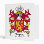 Escudo de la familia de Blayney