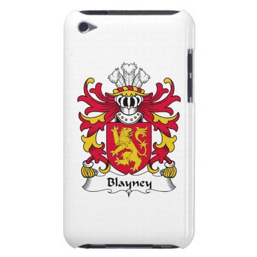 Escudo de la familia de Blayney iPod Touch Case-Mate Cobertura