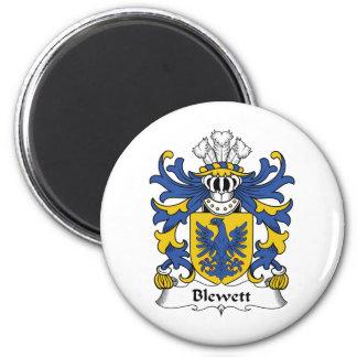 Escudo de la familia de Blewett Iman