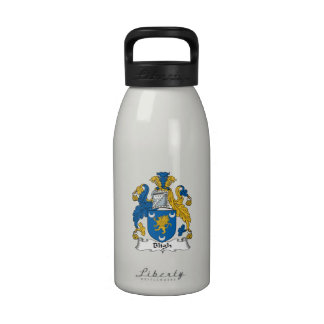 Escudo de la familia de Bligh Botallas De Agua