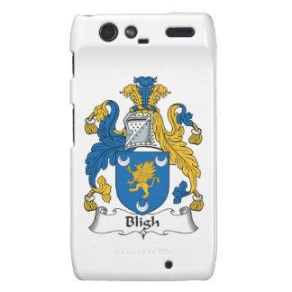 Escudo de la familia de Bligh Motorola Droid RAZR Funda