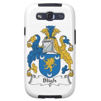 Escudo de la familia de Bligh Samsung Galaxy S3 Protectores