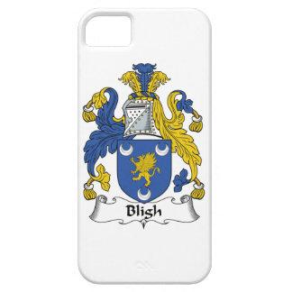 Escudo de la familia de Bligh iPhone 5 Case-Mate Carcasas