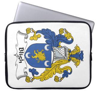 Escudo de la familia de Bligh Funda Computadora